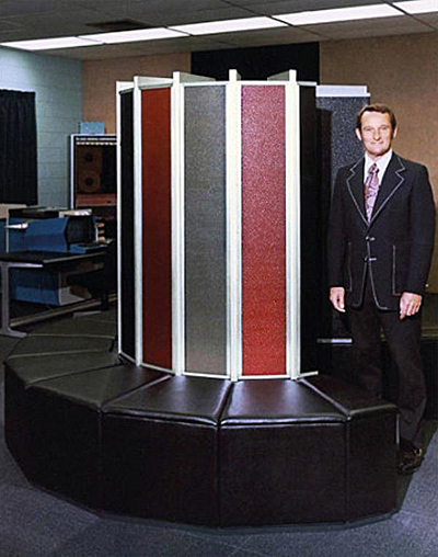 Cray and the CRAY-1
