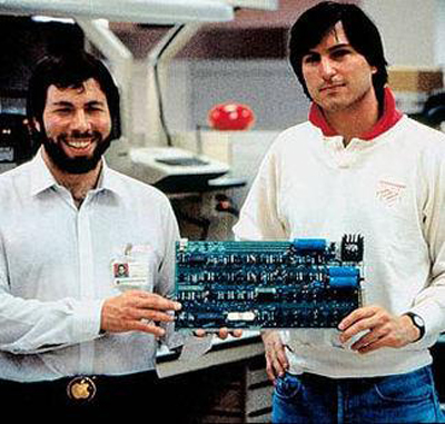 Woz and Jobs